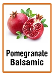 Aged Pomegranate Balsamic Vinegar - Large (500ML)