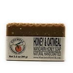 Honey Oatmeal Moisturizing Soap